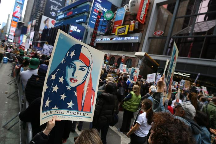 Descendants of slaves, forerunners of justice: American Muslims must stop apologising
