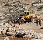NGO: Increase in Israeli demolitions since Trump took power