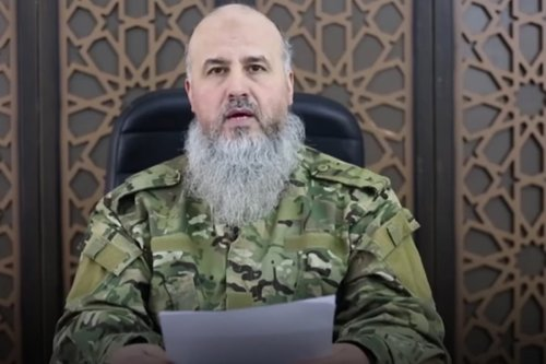 Image of Hashem Al-Sheikh Abu Jabir, leader of Hayat Tahrir Al-Sham