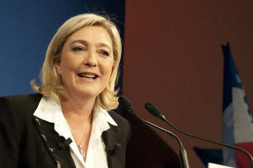 National Front leader Marine Le Pen [Global Panorama/Flickr]