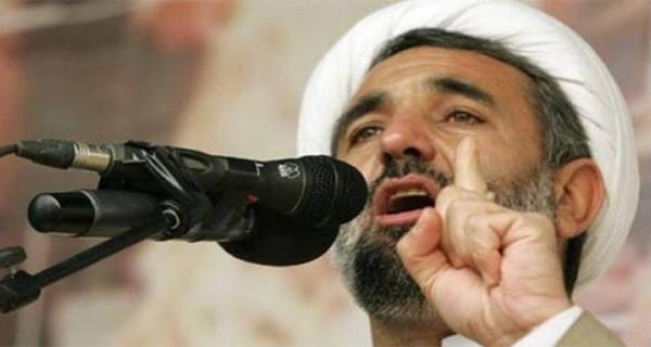 Image of Iranian parliamentarian, Mujtaba Dhunnour