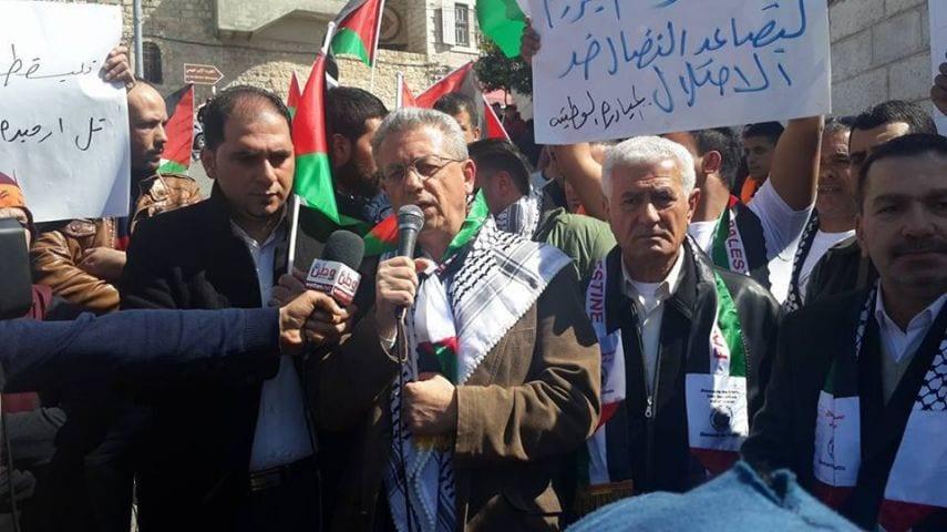 Mustafa Al-Barghouti [Image from Safa.ps]