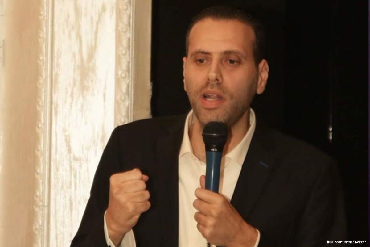 Israeli Knesset Member Miki Zohar [INSubcontinent/Twitter]