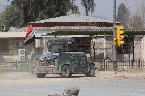 Dolls, teddy bears return to eastern Mosul after Daesh