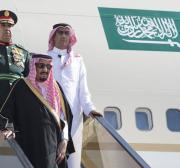 The hemline that hit the headlines: it could only happen in Saudi Arabia