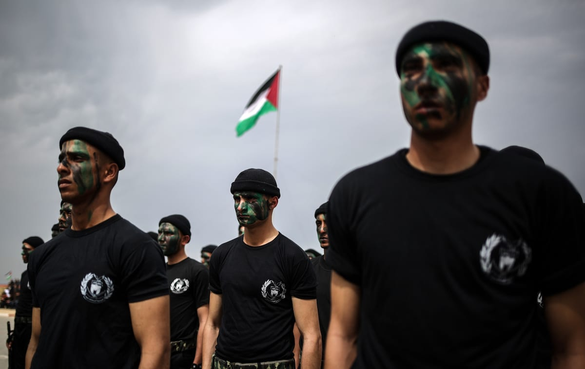 Hamas rejects Islamic State's claim of killing of Israeli officer