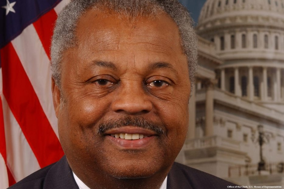 Image of Donald M. Payne [Office of the Clerk, U.S. House of Representatives]