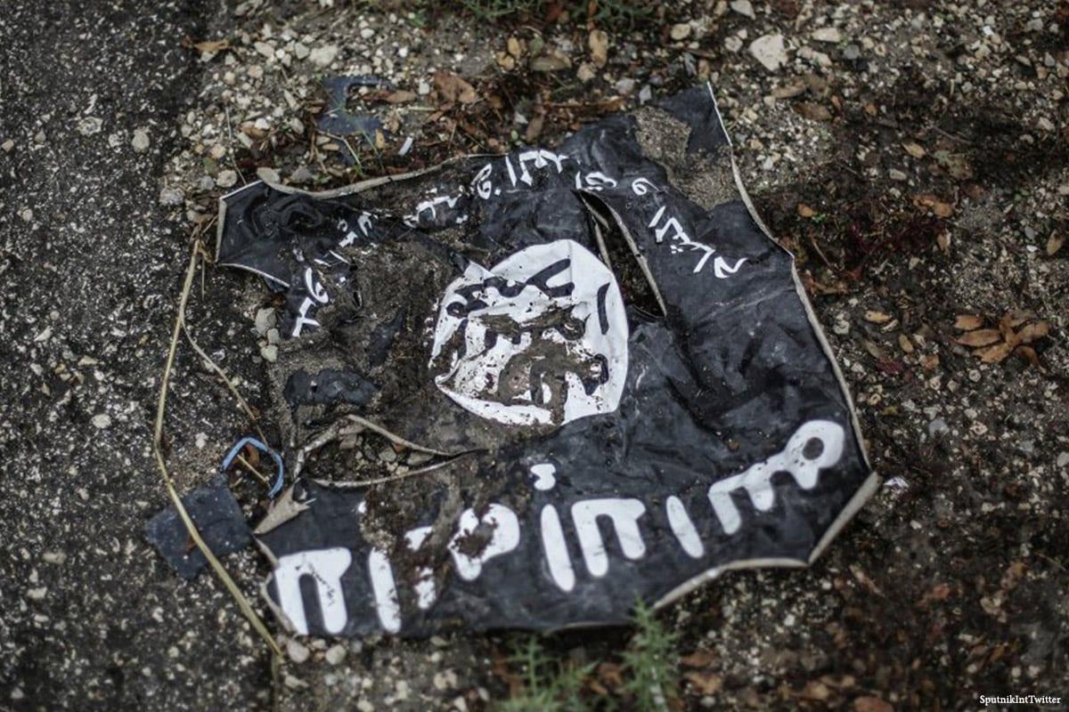 Daesh flag