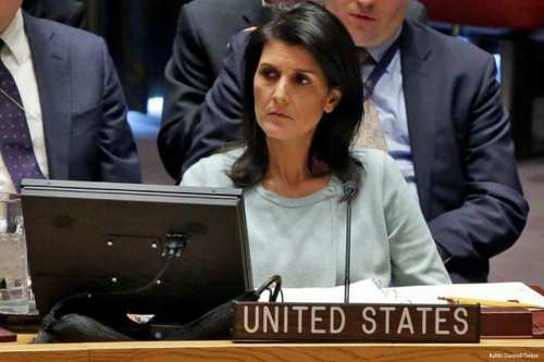 Image of Nikki Haley [Rabbi Danyiel/Twiter]