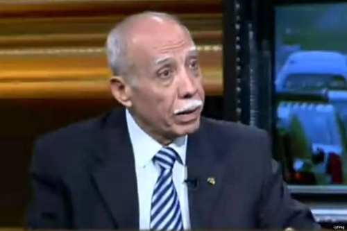 Image of former Assistant Director of Egyptian Military Intelligence, Naji Shuhud [i.ytimg]