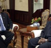 Sudan PM vows to implement disarmament plan