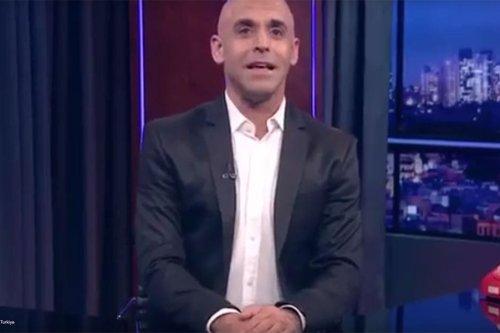 Israeli comedian Asaf Harel