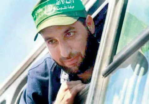 Mazen Fuqaha, a leader of Hamas, assassinated by Israel in the Gaza Strip on March 24, 2016