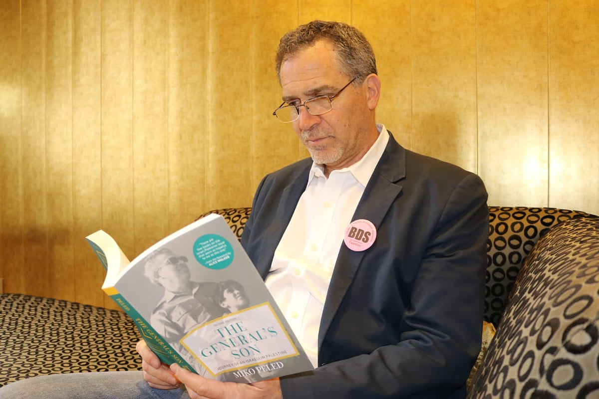 Miko Peled: From Israeli Zionist to Palestinian defender