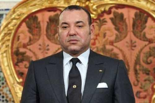Morocco's King Mohamed VI [AlresalahNet]