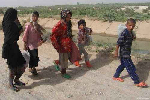 Image of Ahwazi children in Ahwaz, Iran [Ahwaz/Wikipedia]