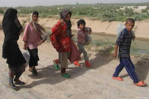 Image of Ahwazi children in Ahwaz, Iran [Ahwaz/Wikipedia]