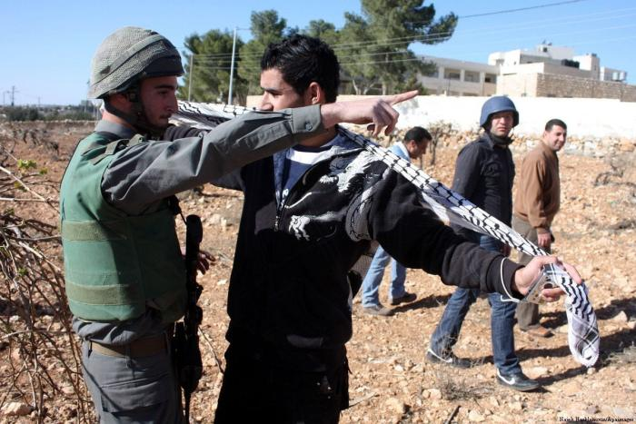 6 Israelis charged for 'racist' attacks against Palestinians