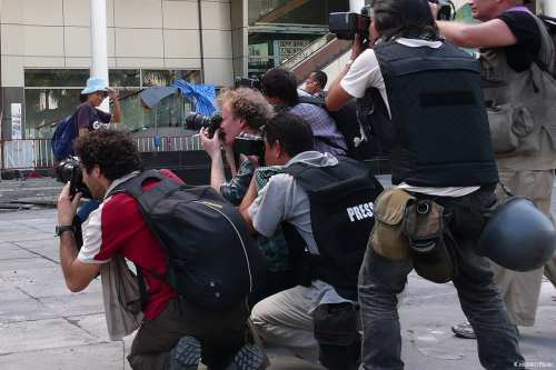 Image of journalists [K.rol2007/Flickr]