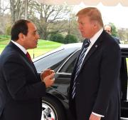 US Mideast plan will not include land transfer from Egypt's Sinai: envoy
