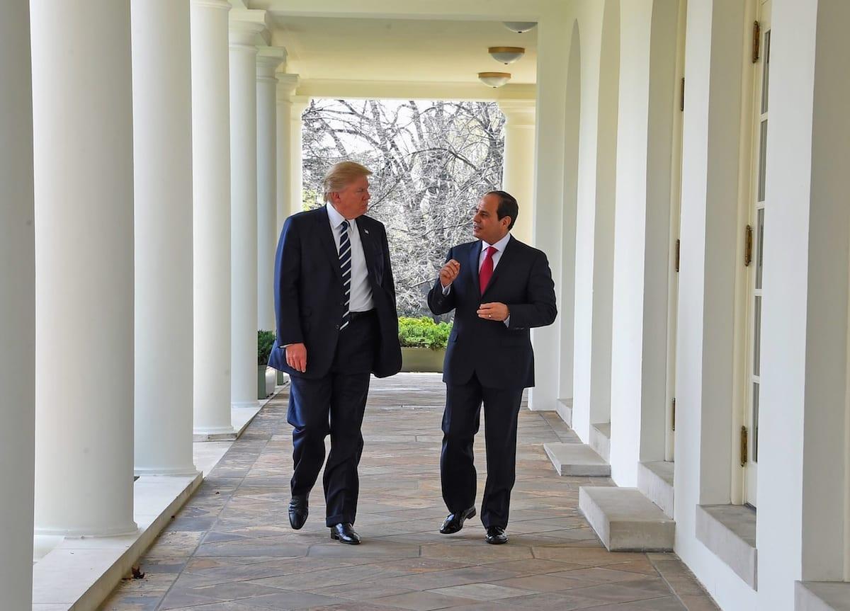 Egypt: U.S. - Don't Green Light Egypt's Repression