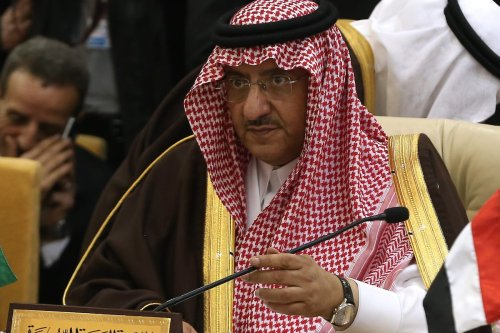 Image of Saudi Prince Mohammed Bin Nayef in Tunis, Tunisia on 5 April 2017 [Yassine Gaidi/Anadolu Agency]