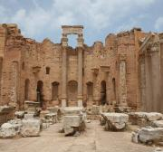 Libya's inaccessible history: Leptis Magna