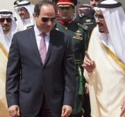 Egypt president visits Saudi after 'muted' tension