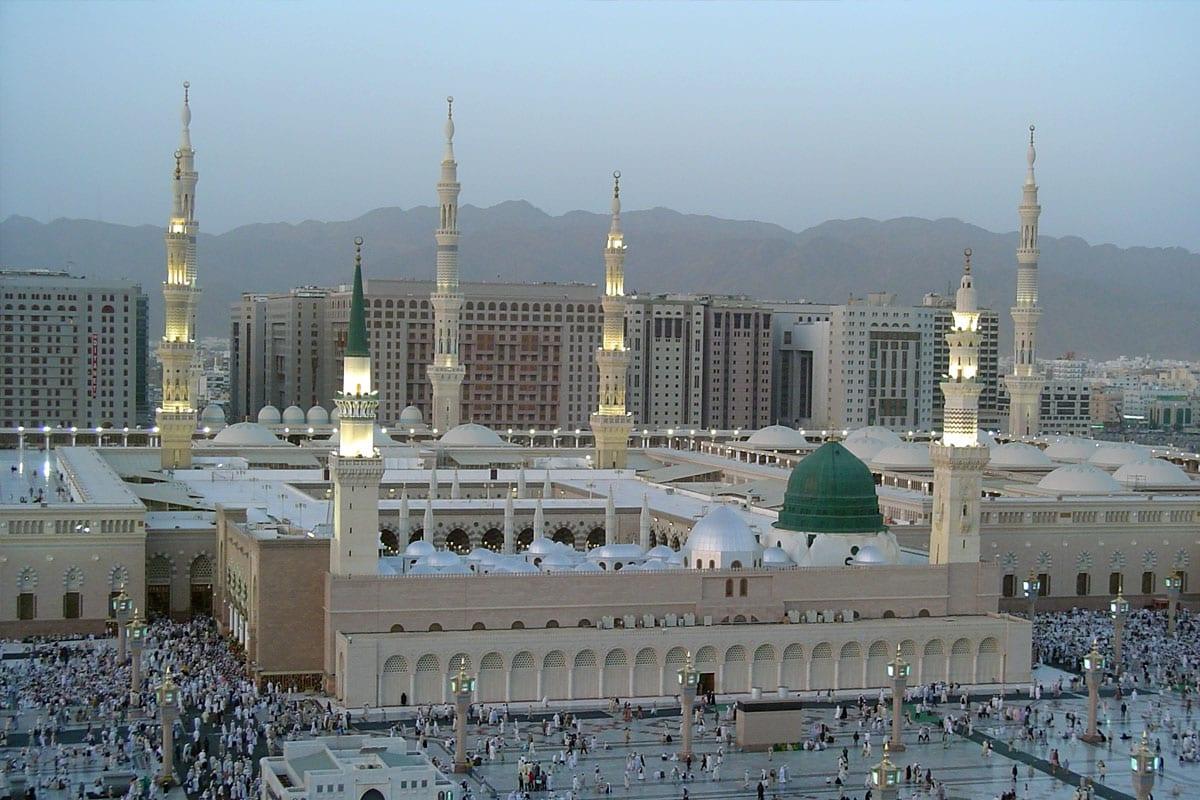 Saudi arrests 46 militant suspects involved in Medina attack