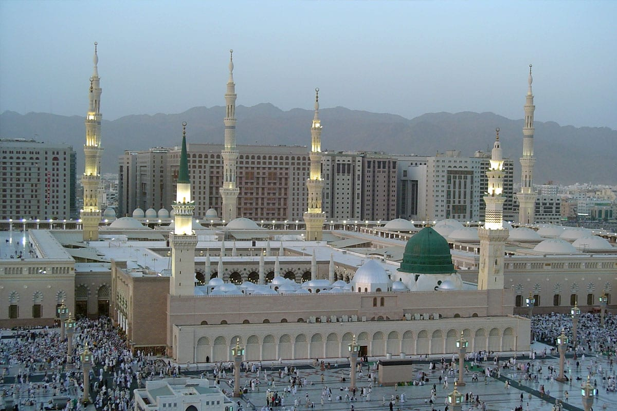 saudi arabia arrests 46 militant suspects involved in medina attack