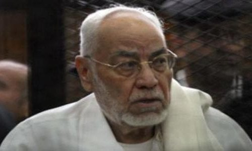Muslim Brotherhood leader, Mohamed Mahdi Akef [Ikhwan Web]