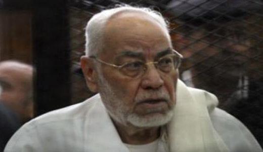 Muslim Brotherhood leader, Mohamed Mahdi Akef [Ikhwan Web]