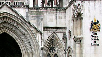 Image of the royal court of justice