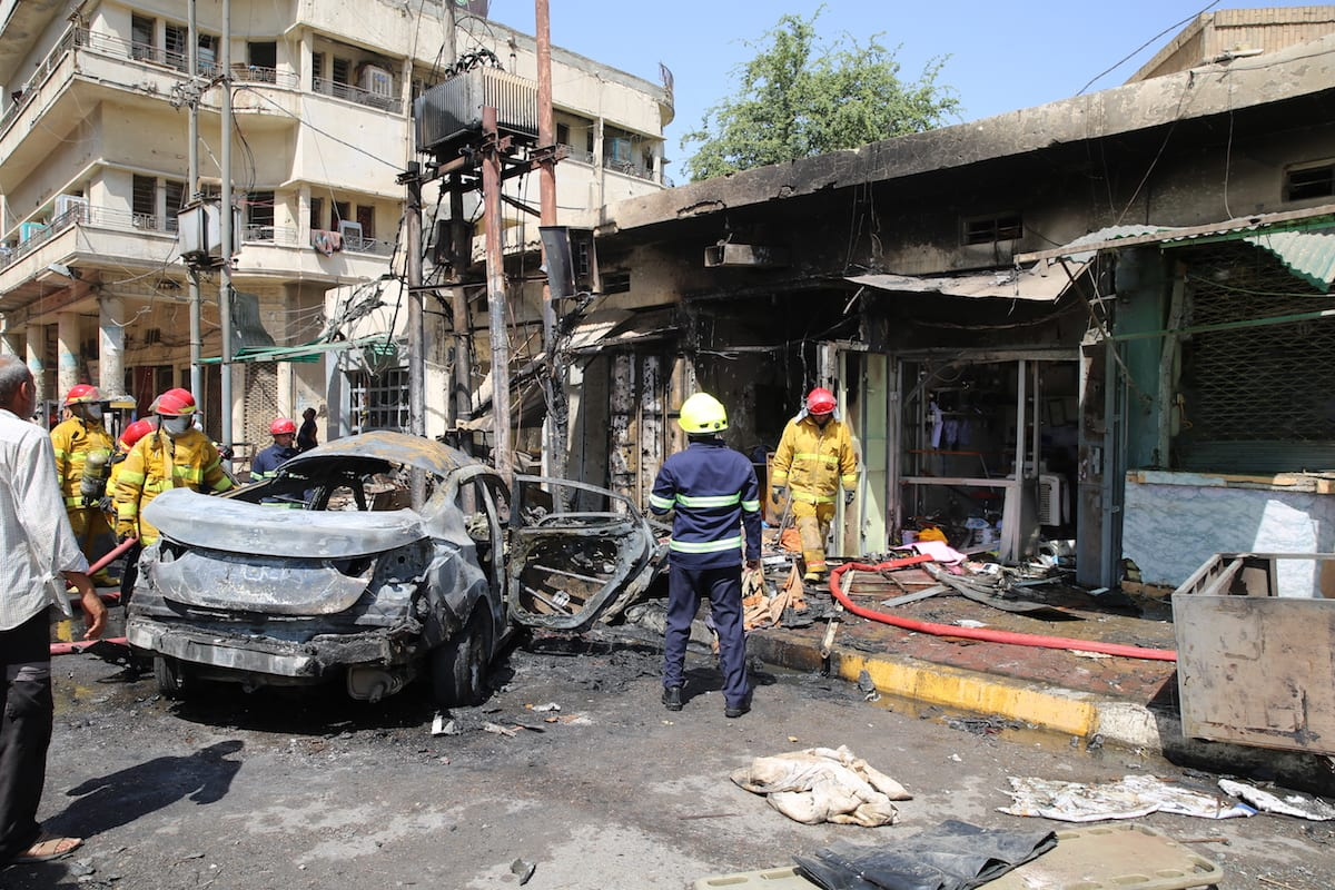 Car bombing in Iraq's Mosul kills one, injures 14 – Middle