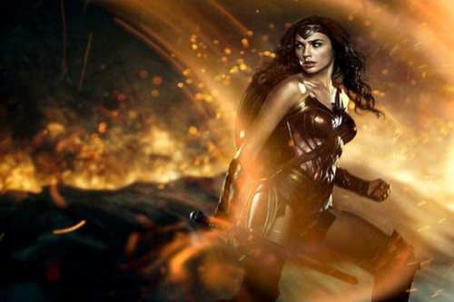 Israeli actress Gal Gadot as Wonder Woman [Epicheroes]