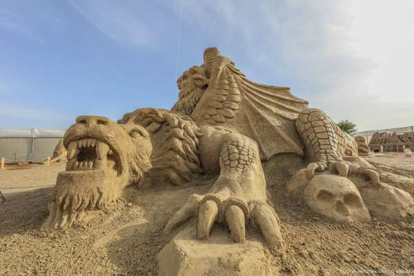 11th International Antalya Sand Sculpture Festival