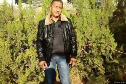 Image of former Palestinian prisoner, Mazen Muhammad Al-Mughrabi [YazanSalhi /Twitter]