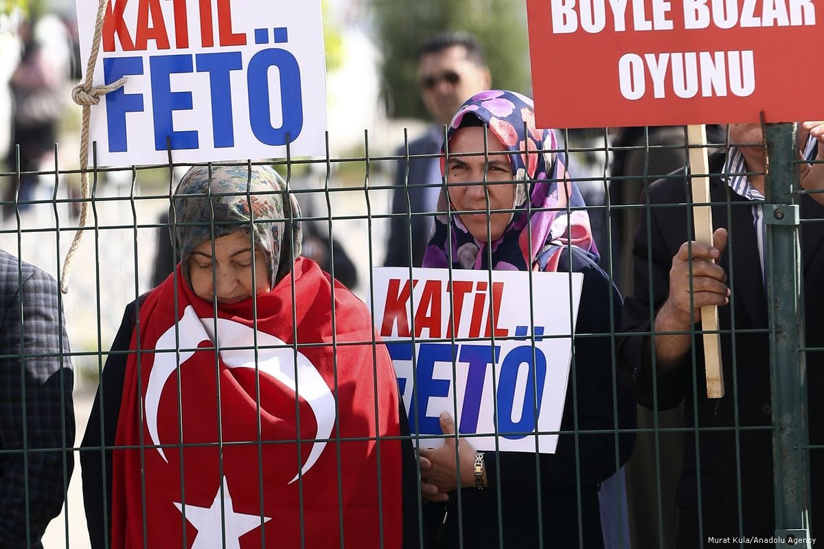 Turkey requests extradition of top coup suspect from Germany