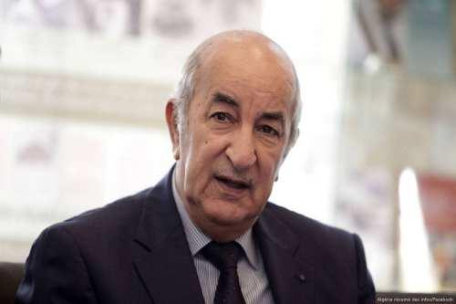 Image of Abdelmadjid Tebboune, Algeria's new Prime Minister [Algérie résumé des infos/Facebook]