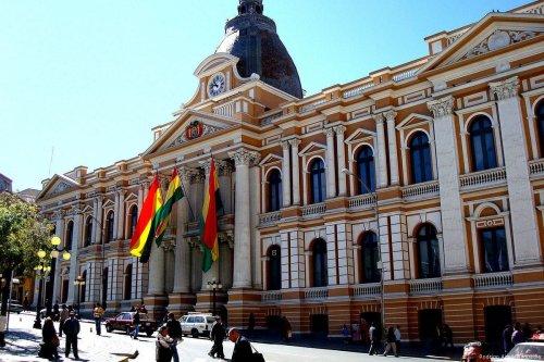 Image of the National Congress of Bolivia [Rodrigo Achá/Wikipedia]