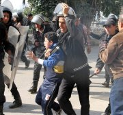 Rights groups: 4,000 children arrested in Egypt since coup