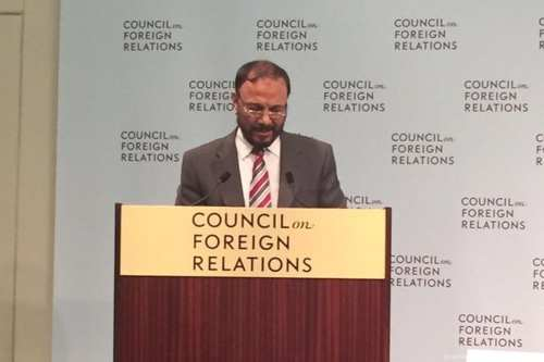 Director of the Middle East Centre for Strategic and Legal Studies, Anwar Eshki [Joyce Karam‏Verified account/Twitter]