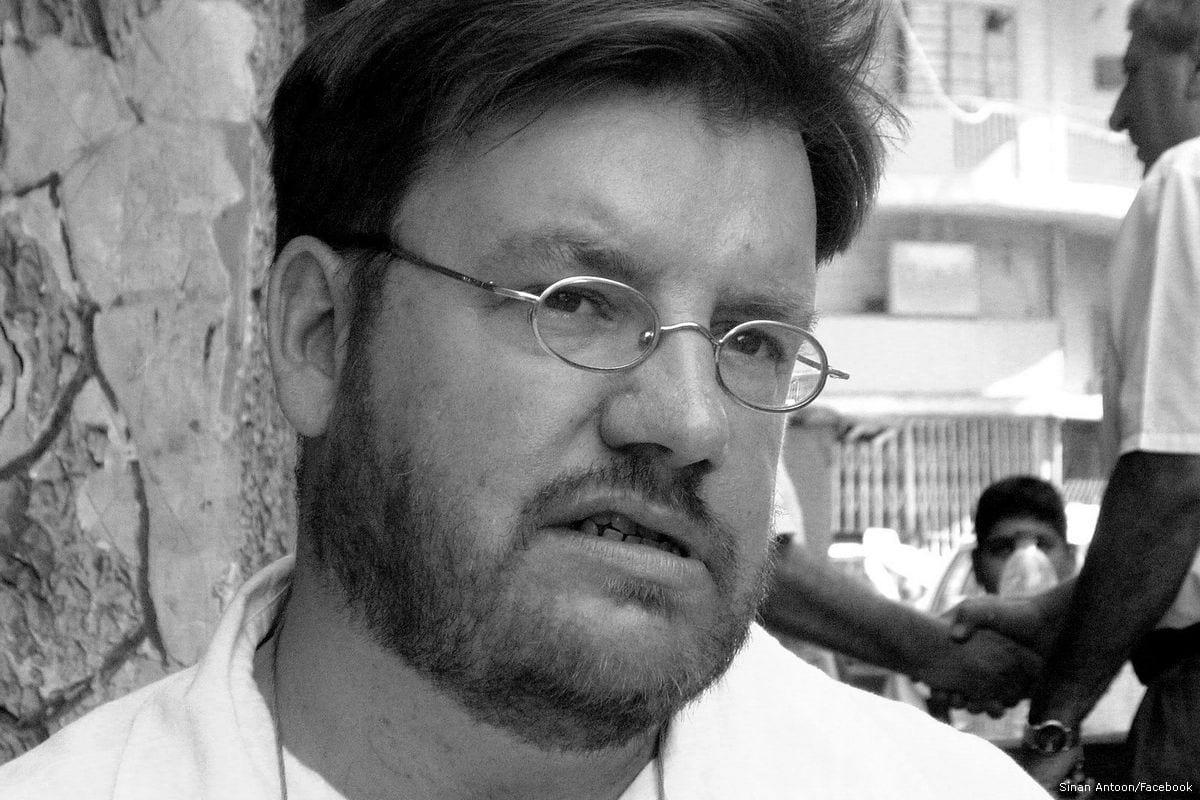 Image of Iraqi novelist and poet Sinan Antoon [Sinan Antoon/Facebook]