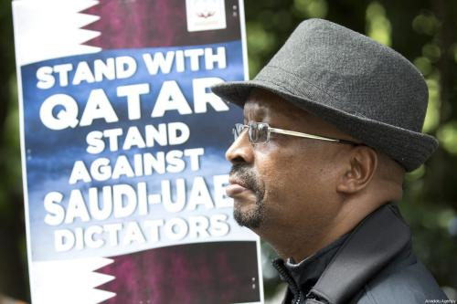 'Qatar politically and morally defeated boycotting countries'