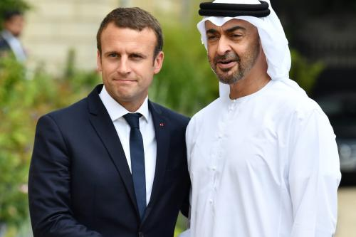Saudi, UAE head to Paris to offer helping hand to West Africa force