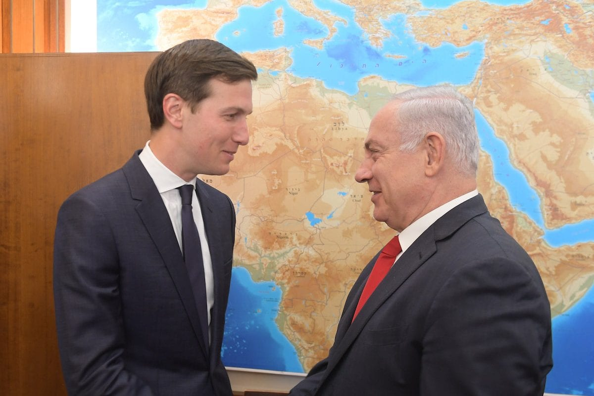 Mueller Examines Kushner's Role In Israel Talks