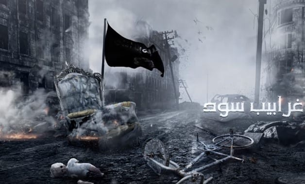 MBC's latest production on the rise of Daesh 'Gharabeb Soud'