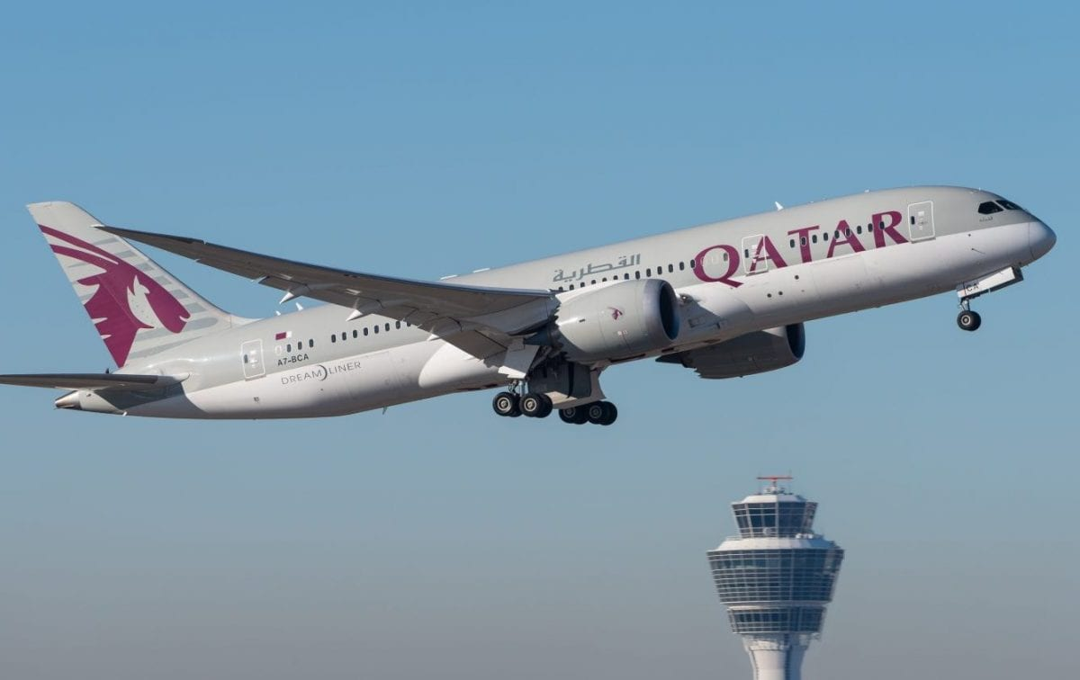 Qatar Airways [Julian Herzog]