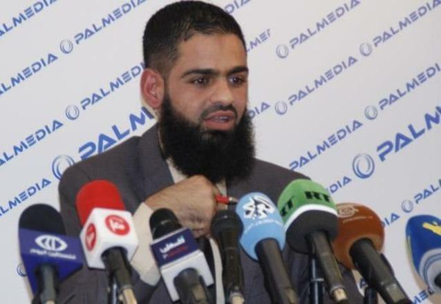 Palestinian prisoner Muhammad Allan [Samidoun]