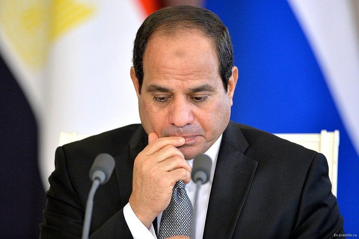 Egyptian President Abdel Fattah Al-Sisi [En.kremlin.ru]